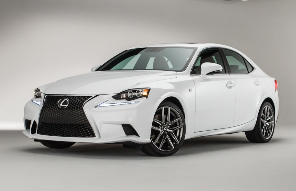 2014 Lexus IS F-Sport – Welcome to Tech & ALL