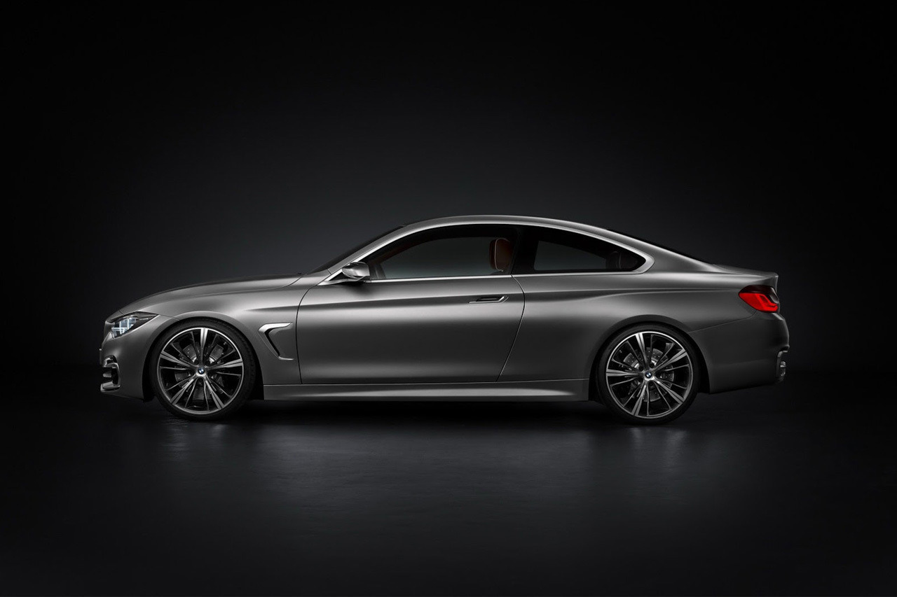 The all-new BMW 4 Series Coupe Official Commercial – Welcome to Tech ...
