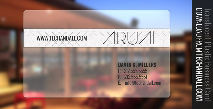 TechAndALL_Translucent-Plastic-Business-Card