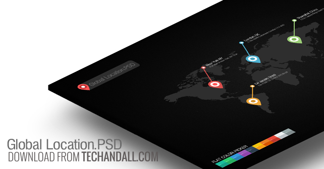 Techandall_Global-Location_PSD_preview