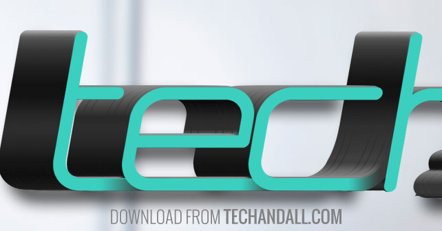 Techandall_Wall_logo_3D