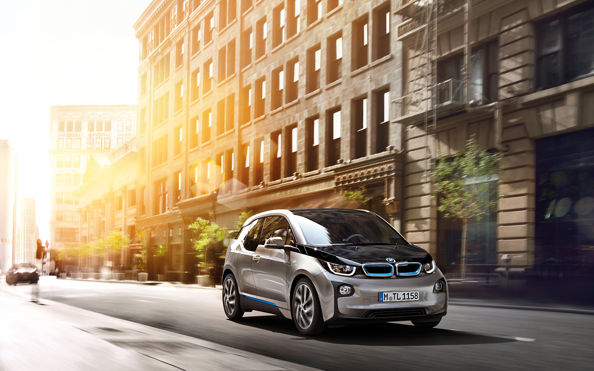 BMW i3 Offical Pictures   Tech & ALL