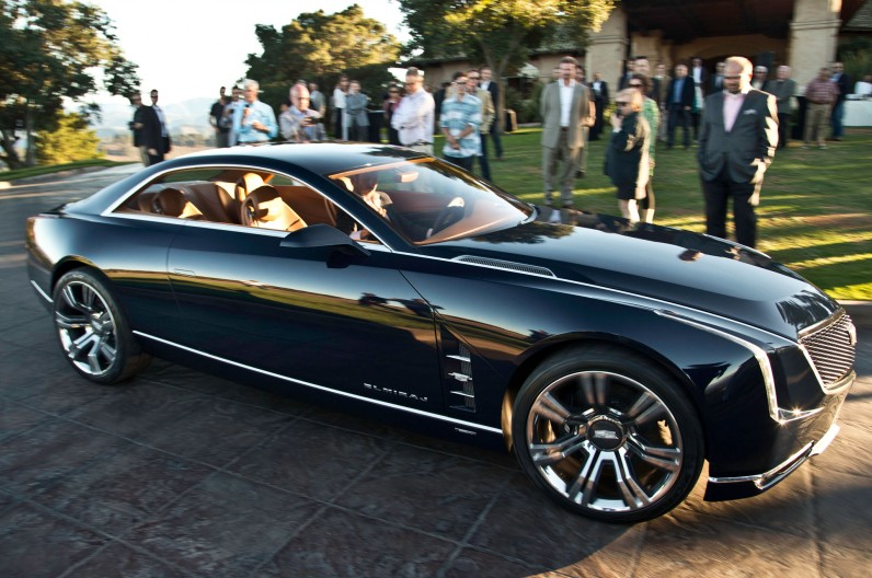 Cadillac Revealed The Elmiraj Concept Tech All