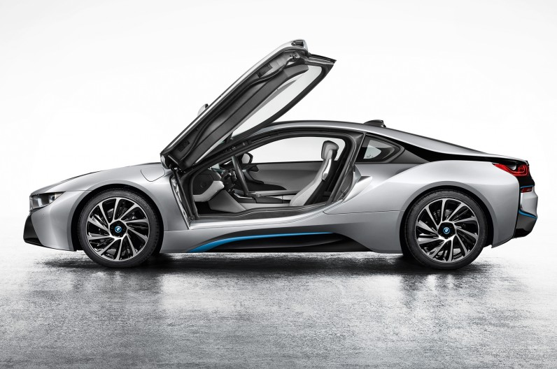 2014 BMW i8 – Welcome to Tech & ALL