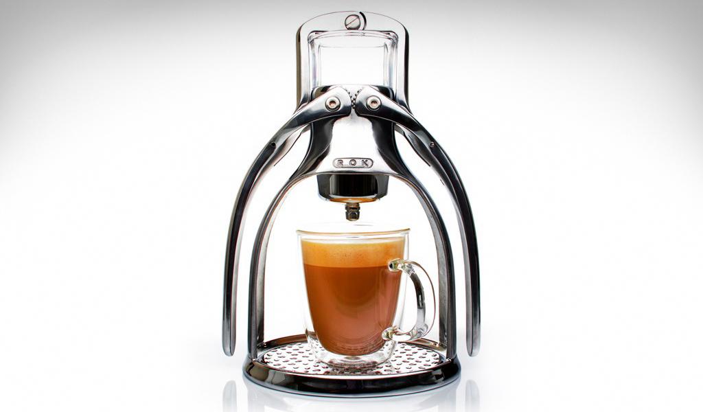 ROK+Espresso+Maker