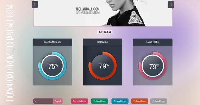 Techandall_UI_webw3rk_pre