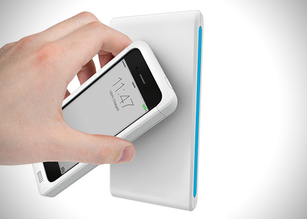 The Conductor: Magnetic Conductive Charger for iPhone ...