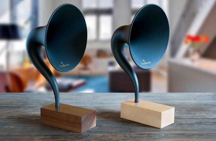 gramovox-gramophone