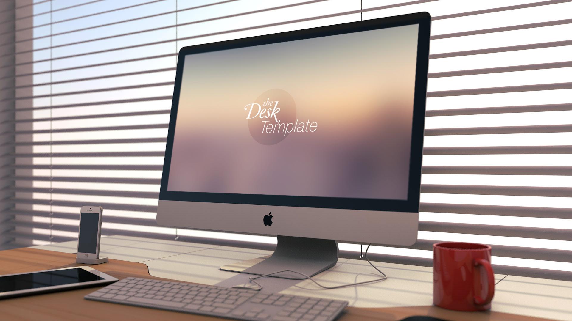 desks workstations template psd tech all