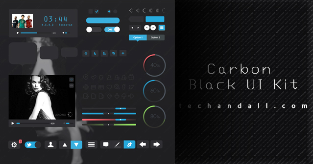 techandall_CarbonBlackUIKit_S