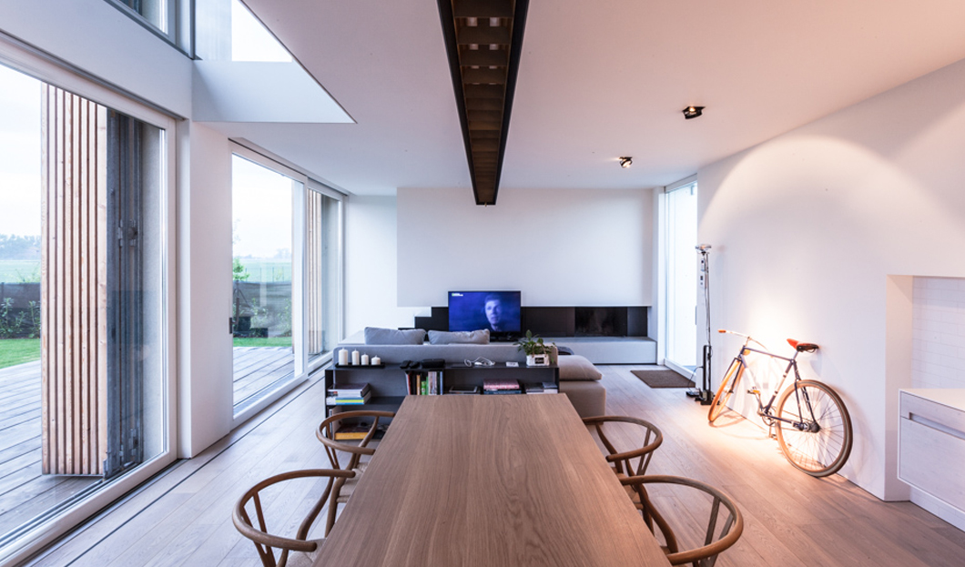 Inspiration: Contemporary Home in Bomporto, Italy