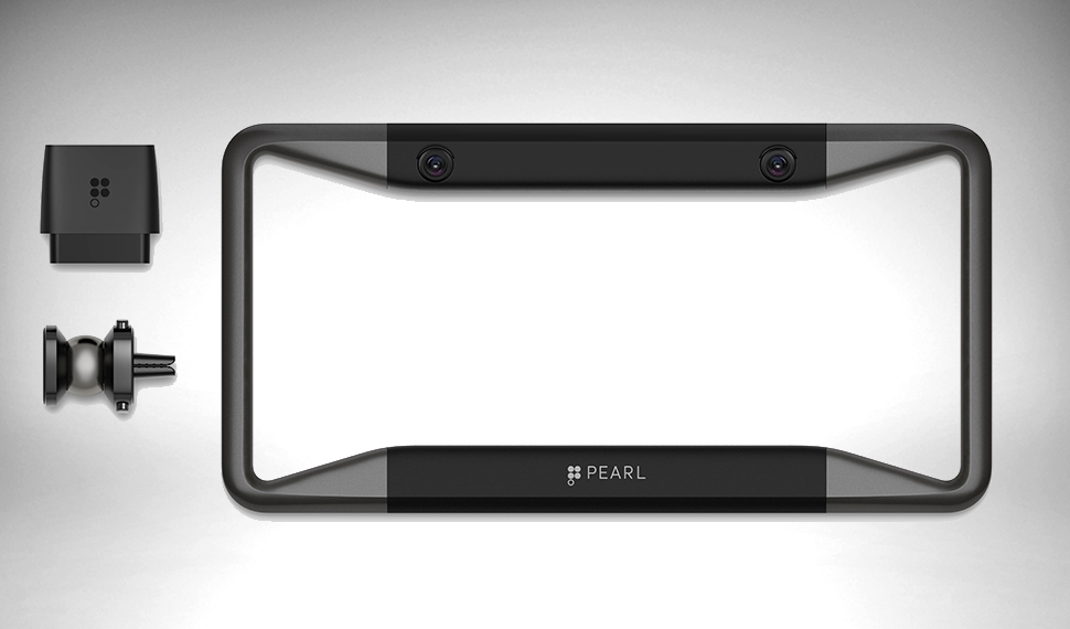 Pearl RearVision - Wireless Reverse Camera
