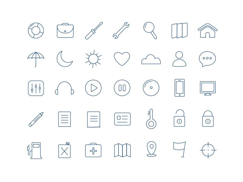 free-icons-set