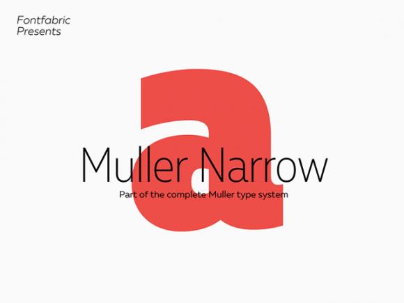 muller-narrow-free-font-580x435