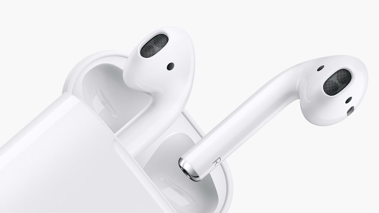 Apple Airpod Tech Amp All