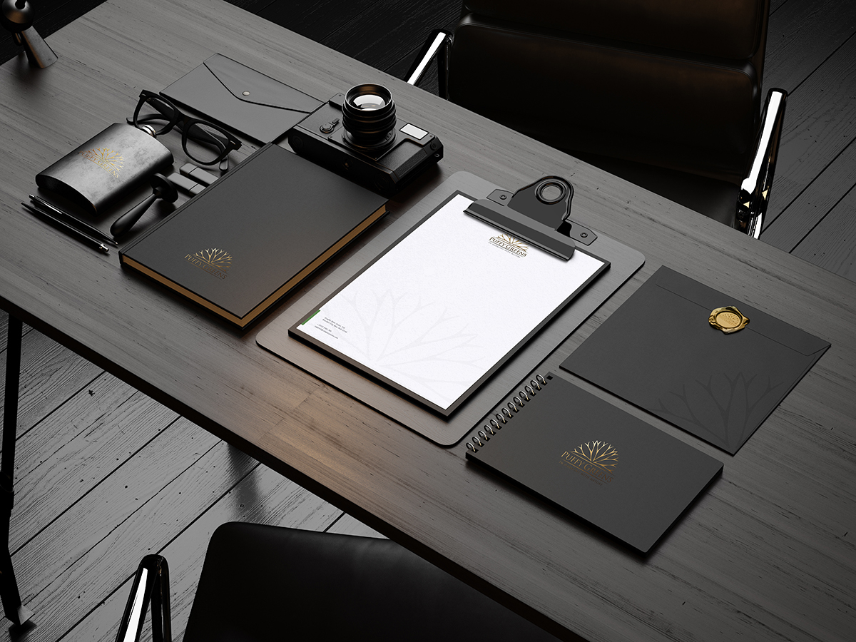 Stationery Mock-Up by