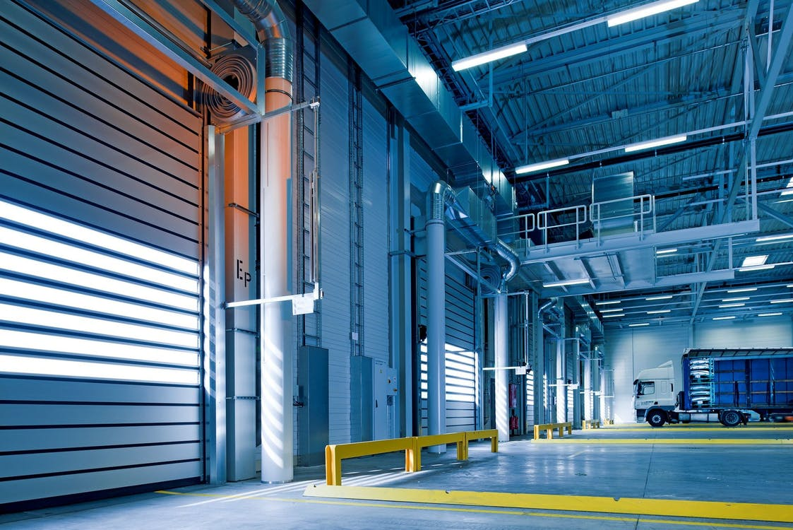 3 Steps for Better Manufacturing <br>Warehouse Safety