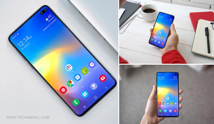 Samsung Galaxy S10 Plus Mockup PSD   Tech & ALL