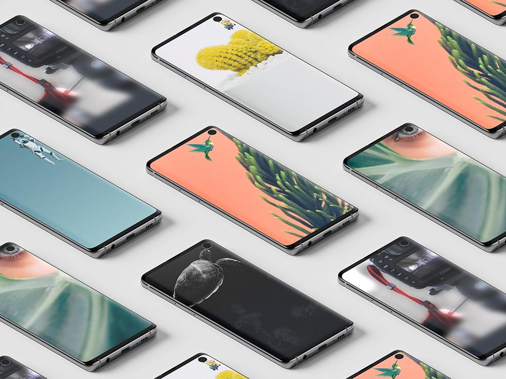 Samsung S10 Wallpapers Tech All